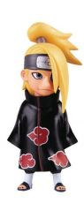 Naruto Shippuden Mininja Mini Figure Deidara Series 2 Exclusive 8 cm
