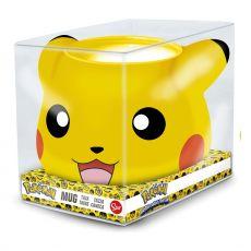 Pokemon 3D Hrnek Pikachu