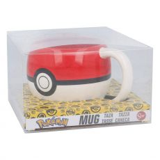 Pokemon 3D Hrnek Pokeball
