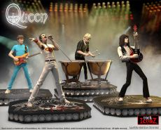 Queen Rock Iconz Soška 4-Pack Limited Edition 23 - 25 cm