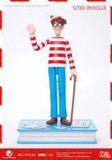 Where's Wally? Mega Hero Akční Figure 1/12 Wally 17 cm