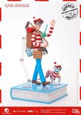 Where's Wally? Mega Hero Akční Figure 1/12 Wally DX Verze 20 cm