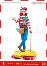 Where's Wally? Mega Hero Akční Figure 1/6 Wally 34 cm