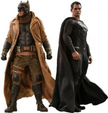 Zack Snyder's Justice League Akční Figure 2-Pack 1/6 Knightmare Batman and Superman 31 cm