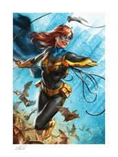 DC Comics Art Print Batgirl: The Last Joke 46 x 61 cm - unframed