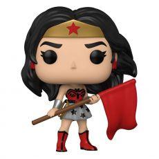 DC Comics POP! Heroes vinylová Figure WW 80th - WW (Superman: Red Son) 9 cm