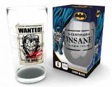 DC Comics Skleněná Pinta Glass Joker