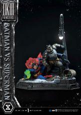 DC Comics Soška Batman Vs. Superman (The Dark Knight Returns) 110 cm
