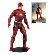 DC Justice League Movie Akční Figure Flash 18 cm