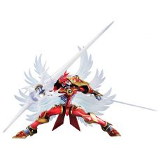Digimon Tamers G.E.M. Series PVC Soška Dukemon Crimson Mode 18 cm