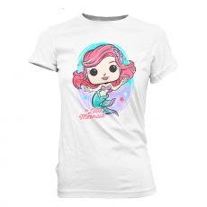 Disney Loose POP! Tees Tričko Ariel Underwater Velikost L