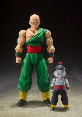 Dragon Ball Z S.H. Figuarts Akční Figure 2-Pack Tenshinhan & Chaoz