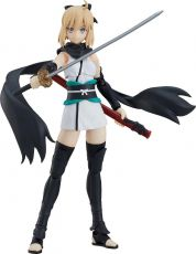 Fate/Grand Order Figma Akční Figure Saber/Okita Souji 14 cm