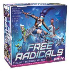 Free Radicals Board Game Anglická Verze