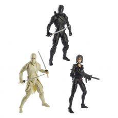 G.I. Joe Classified Series Snake Eyes: G.I. Joe Origins Akční Figures 2021 Wave 3 Sada (6)