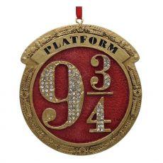 Harry Potter Hanging Tree Ornaments Platform 9 3/4 Case (12)