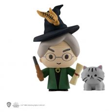 Harry Potter Mini Figures Gomee Minerva McGonagall Character Edition Display (10)