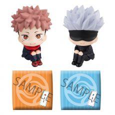 Jujutsu Kaisen Look Up PVC Sochy Gojo Satoru  & Yuji Itadori Limited Ver. 11 cm