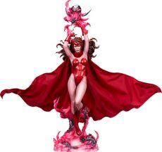 Marvel Premium Format Soška Scarlet Witch 74 cm