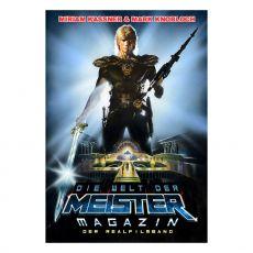 Masters of the Universe Book Die Welt der Meister Magazin: Der Realfilmband Německá Verze