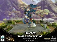 Monster Hunter PVC Soška Nargacuga Alpha+ 10 cm