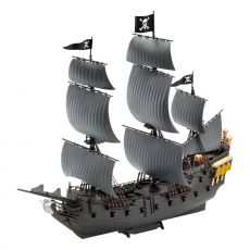 Pirates of the Caribbean Dead Men Tell No Tales Easy-Click Model Kit 1/150 Black Pearl 26 cm