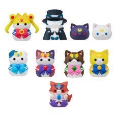Sailor Moon Mega Cat Project Trading Figures Sailor Mewn Special Set 3 cm