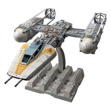 Star Wars Model Kit 1/72 Y-Wing Starfighter 22 cm