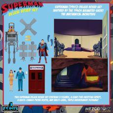 Superman The Mechanical Monsters (1941) 5 Points Akční Figures Deluxe Box Set 10 cm