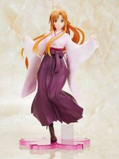 Sword Art Online Alicization Coreful PVC Soška Asuna Japanese Kimono Ver. 20 cm