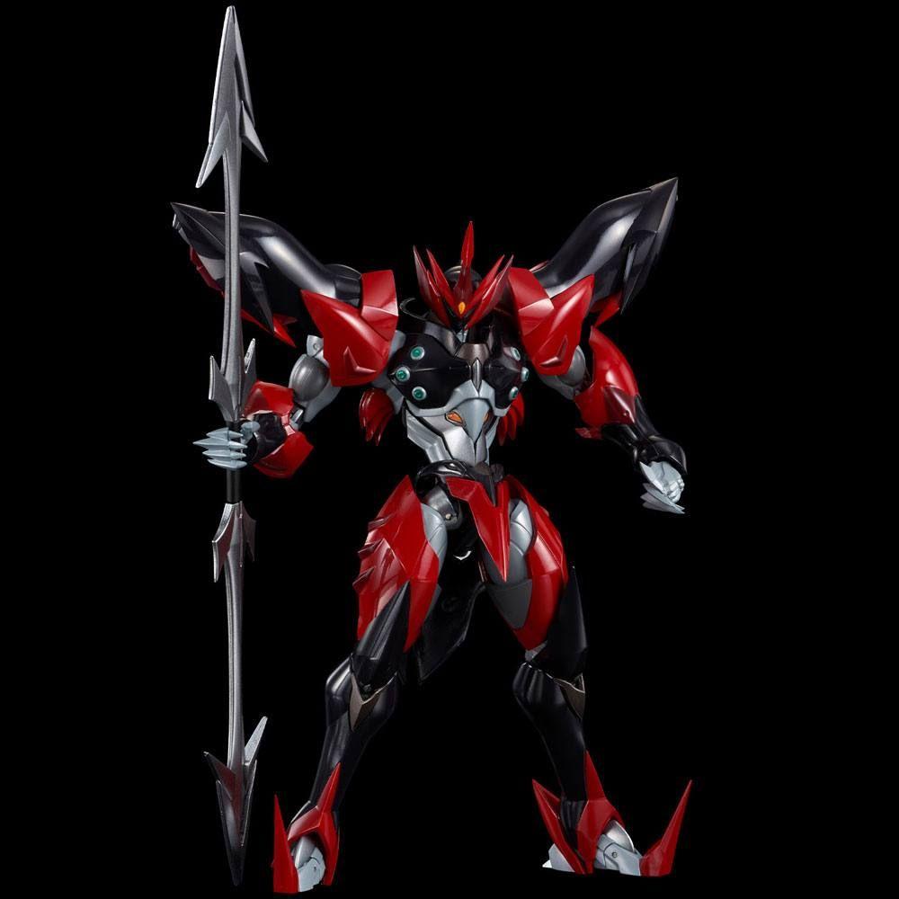 Tekkaman Blade Kov. Akční Figure Riobot Tekkaman Evil 17 cm Sentinel