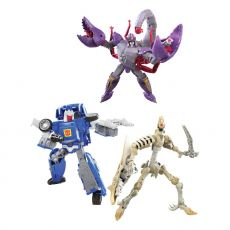 Transformers Generations War for Cybertron: Kingdom Akční Figures Deluxe 2021 W3 Sada (8)
