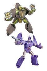 Transformers Generations War for Cybertron: Kingdom Akční Figures Voyager 2021 W3 Sada (3)