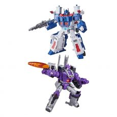 Transformers Generations War for Cybertron: Kingdom Akční Figures Leader 2021 W3 Sada (2)