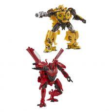 Transformers Studio Series Deluxe Class Akční Figures 2021 Wave 2 Sada (8)