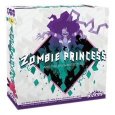 Zombie Princess and the Enchanted Maze Board Game Anglická Verze
