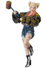 Birds Of Prey MAF EX Akční Figure Harley Quinn Caution Tape Bunda Ver. 15 cm
