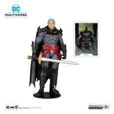 DC Multiverse Akční Figure Thomas Wayne Flashpoint Batman (Unmasked) 18 cm