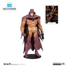 DC Multiverse Akční Figure White Knight Batman (Red Variant) 18 cm