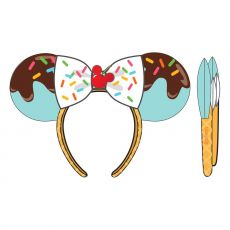 Disney by Loungefly Čelenka Minnie Mouse Sweet Treats