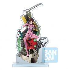 Evangelion: 3.0 + 1.0 Ichibansho Acrylic Figure Mari Makinami Illustrious (Operation Started!) 21 cm