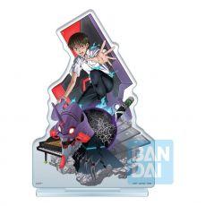 Evangelion: 3.0 + 1.0 Ichibansho Acrylic Figure Shinji Ikari (Operation Started!) 20 cm