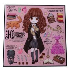 Harry Potter Crystal Clear Picture Hermione Granger 32 x 32 cm