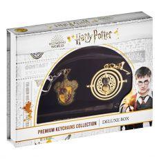 Harry Potter Přívěsky na klíče 6-Pack Deluxe Set B