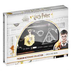 Harry Potter Přívěsky na klíče 6-Pack Deluxe Set D