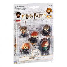 Harry Potter Stamps 5-Pack Wizarding World Set D 4 cm