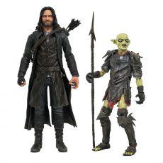 Lord of the Rings Select Akční Figures 18 cm Series 3 Sada (6)