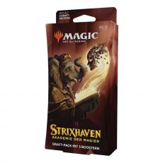 Magic the Gathering Strixhaven: School of Mages Draft Booster 3-Pack Německá