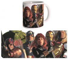 Marvel Hrnek The Avengers by Alex Ross
