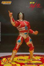 New Japan Pro Wrestling Akční Figure 1/12 Jyushin Liger 17 cm